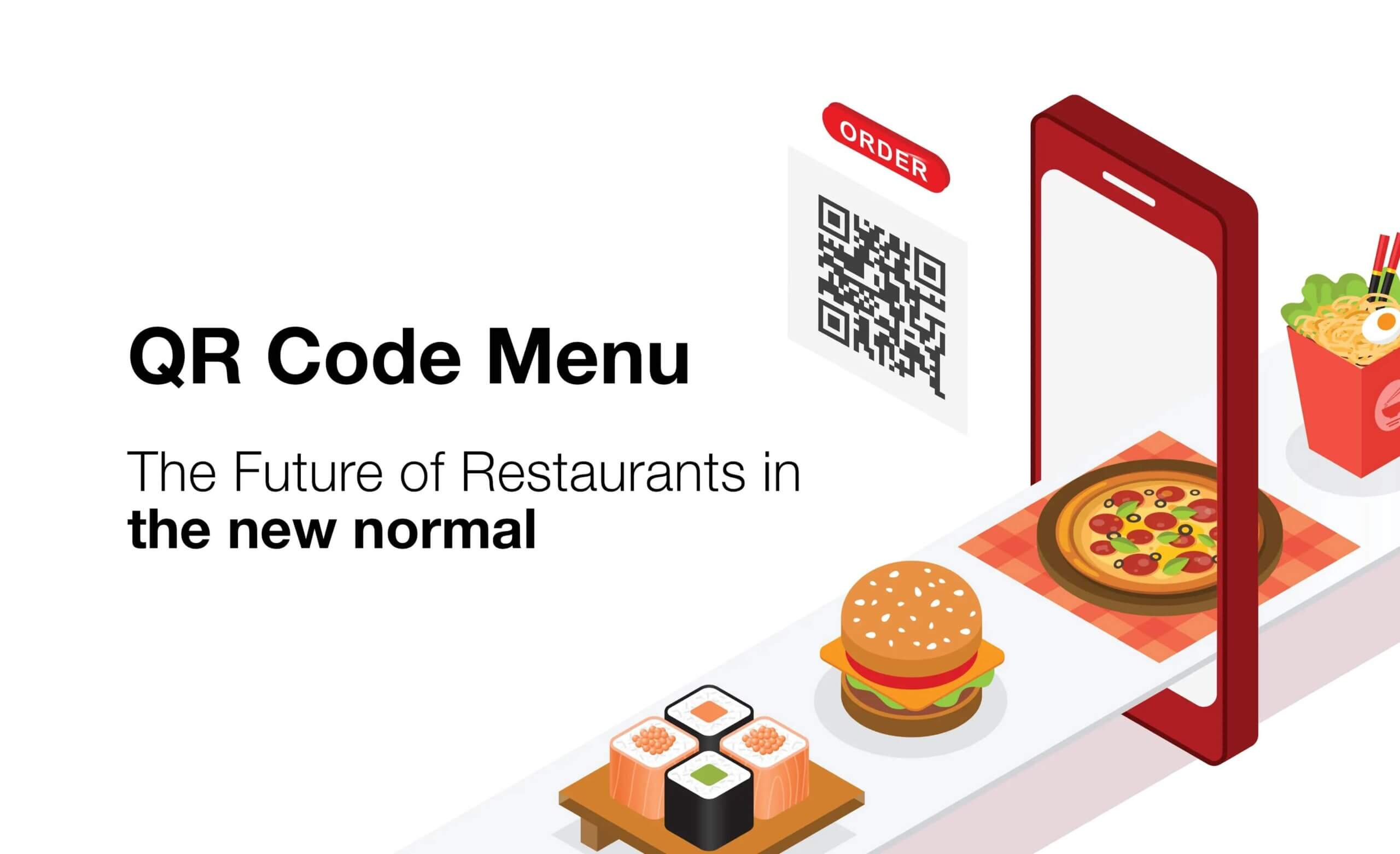 qr code for restaurant menu