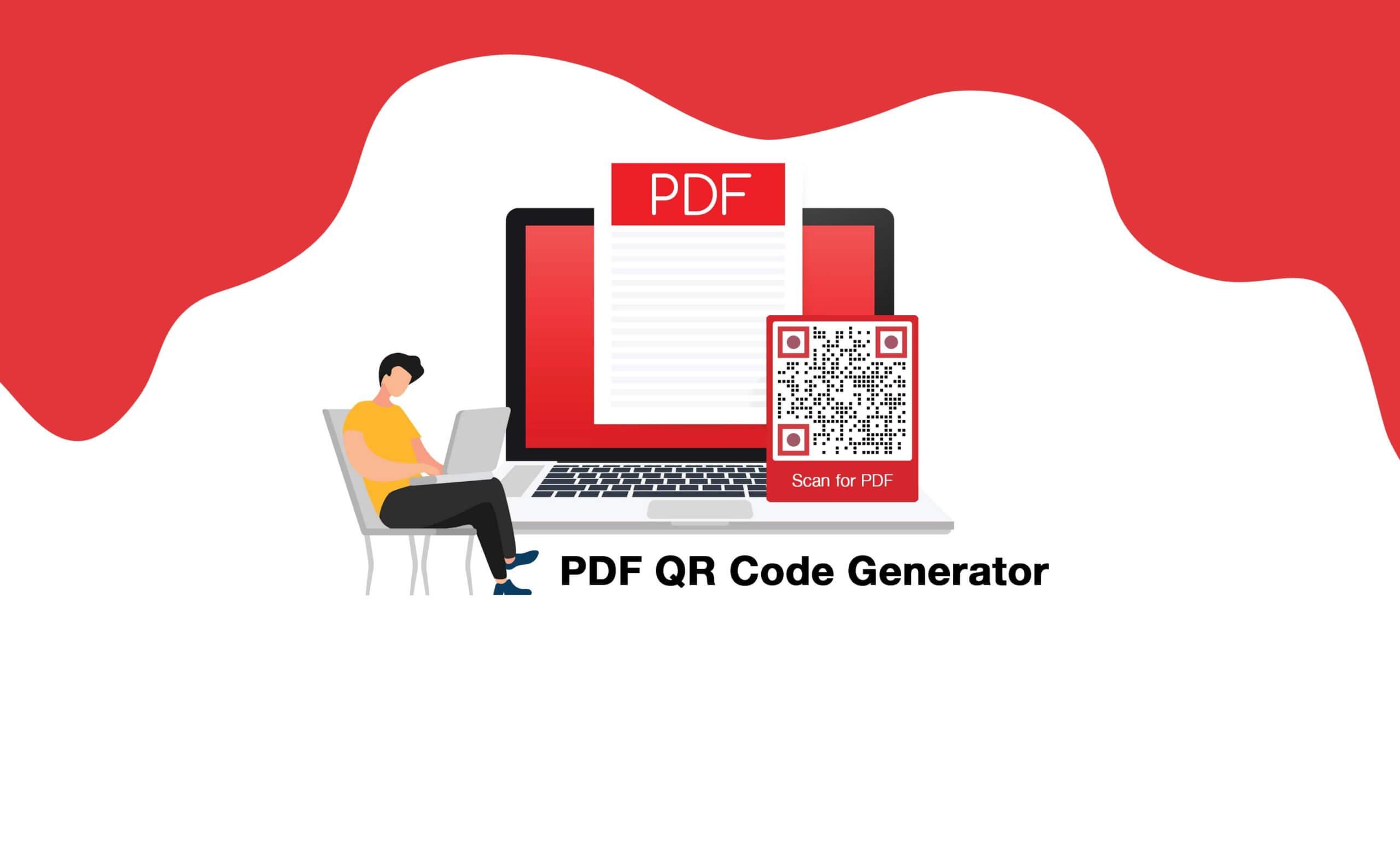 qr code for pdf file